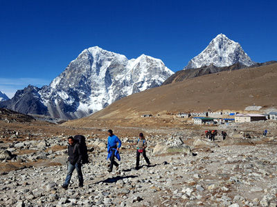 Phaplu to Everest Trek